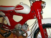 Moped Stadion S 23
